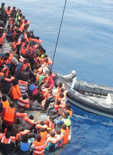Климатические мигранты: новое великое переселение народов