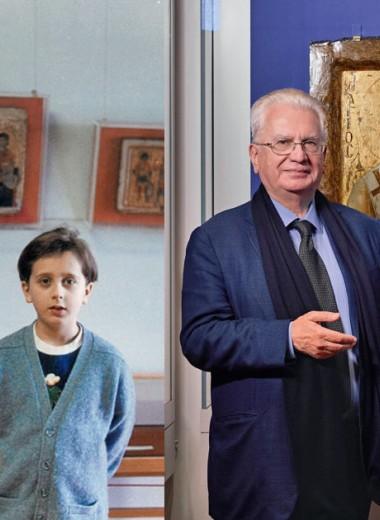 Родительское собрание: Борис Пиотровский в разговоре с отцом вспоминает, каково это — провести детство в Эрмитаже