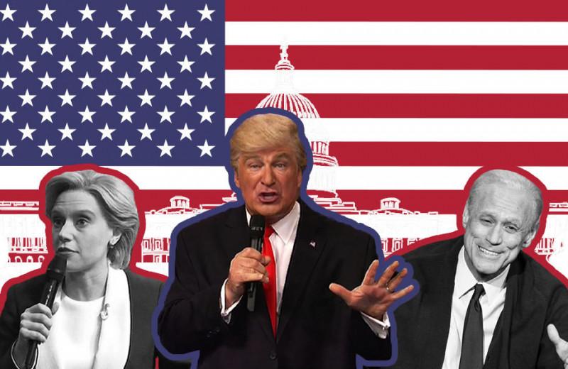 Смех сквозь слезы: лучшие политические скетчи Saturday Night Live за 20 с лишним лет