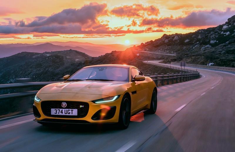 Тест-драйв Jaguar F-type. Эпоха политкорректности