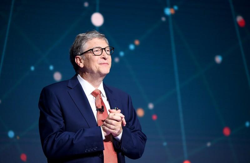 «Я не ставлю себе задачу вдохновлять»: Билл Гейтс о меняющемся имидже и зависти к Стиву Джобсу