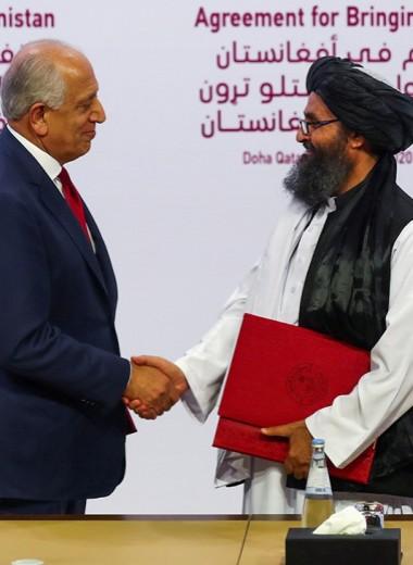 Талибы одержали первую дипломатическую победу