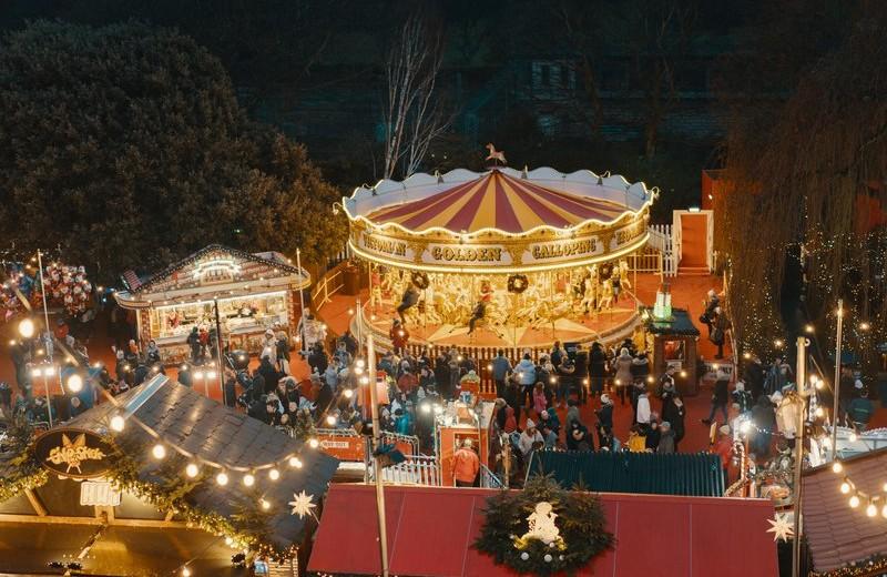 Едем на ярмарку: 5 рождественских базаров Европы, которые стоит увидеть