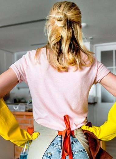Уборка насмарку: 20 грубых ошибок, из-за которых в доме не станет чище