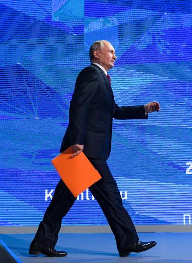 «Путин+лыжи»: почему форматы общения президента с народом превращаются в фарс