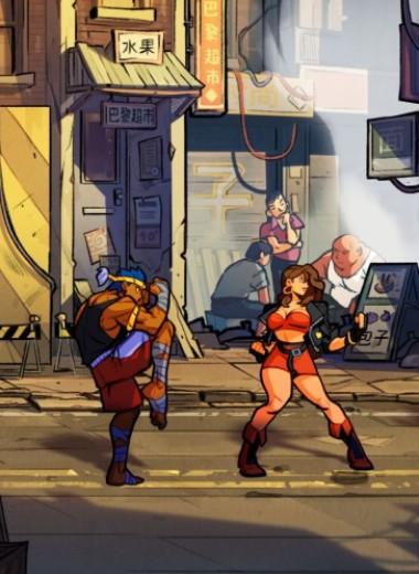 Игра Streets of Rage 4 могла стать чудовищным провалом