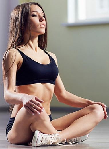 Дыхательная гимнастика бодифлекс для похудения: тонкая талия за 5 шагов