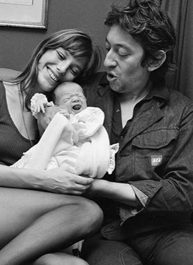 Невероятная история любви Джейн Биркин и Сержа Генсбура: одно безумие на двоих