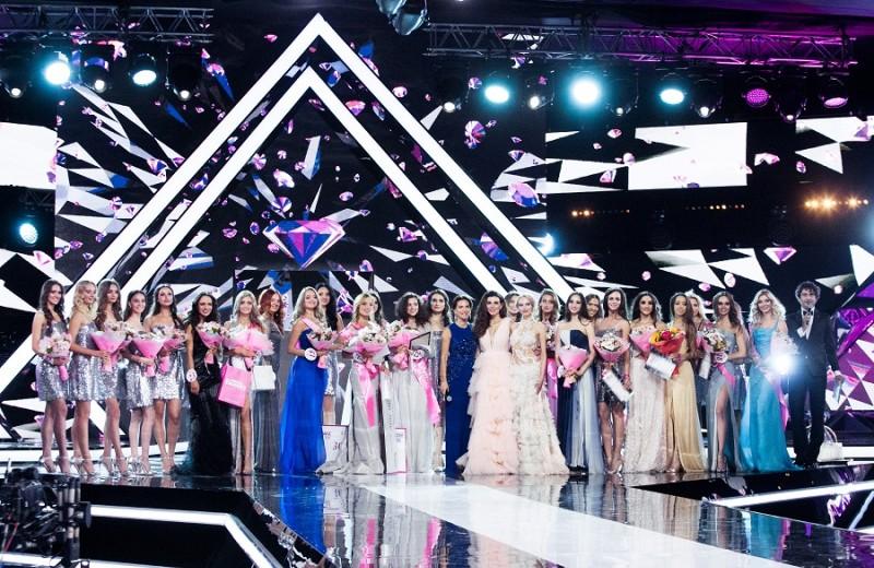 Титул «Мисс Русское Радио» завоевала представительница Екатеринбурга