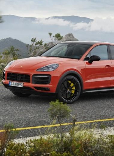 Porsche Cayenne Coupé: проба руля (мы ждали этого момента)