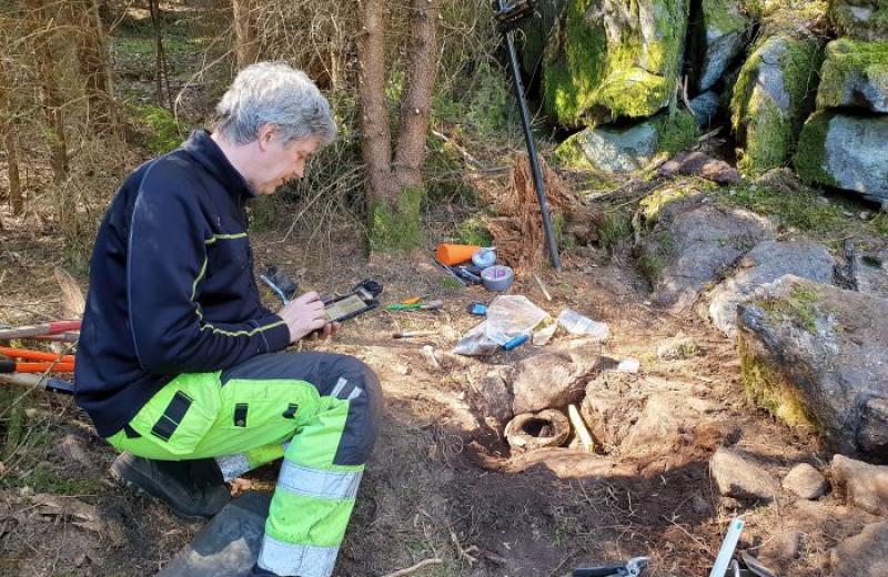 В Швеции нашли подношение божествам бронзового века