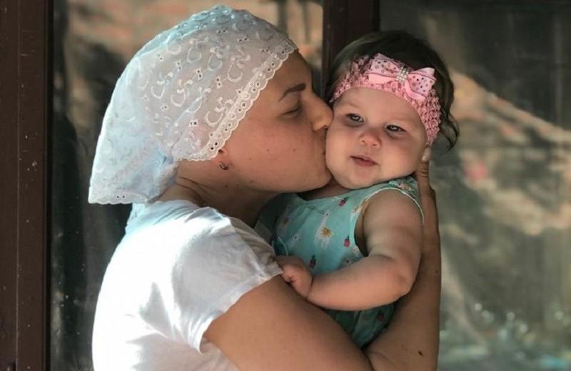 «Я могу умереть — ты будешь воспитывать дочку»: срочно нужна помощь!