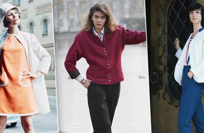 От железной леди до хипстерши: как изменился офисный стиль в России за 70 лет