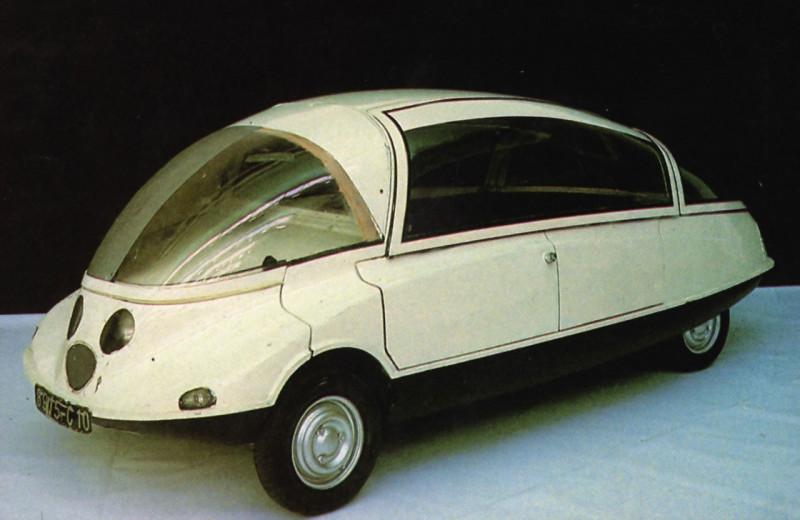 10 необычных Citroën