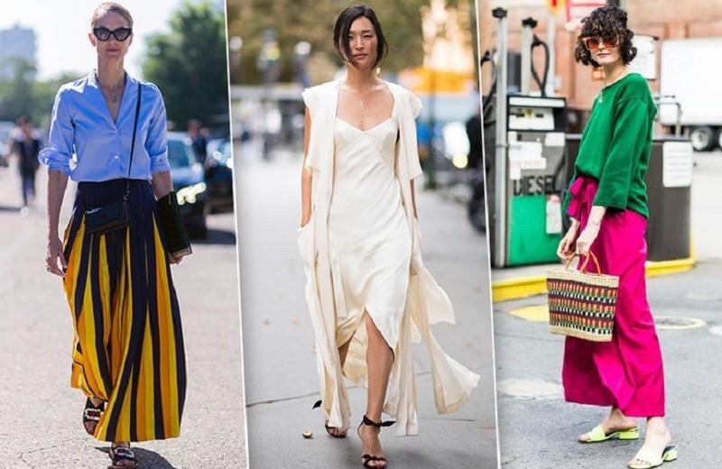 Свежие идеи: 5 модных сочетаний лета-2018