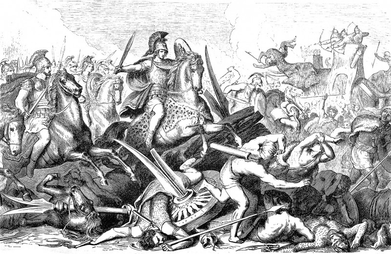 Мегаломаньяк, не знавший границ. Какую славу заслужил Александр Македонский на самом деле