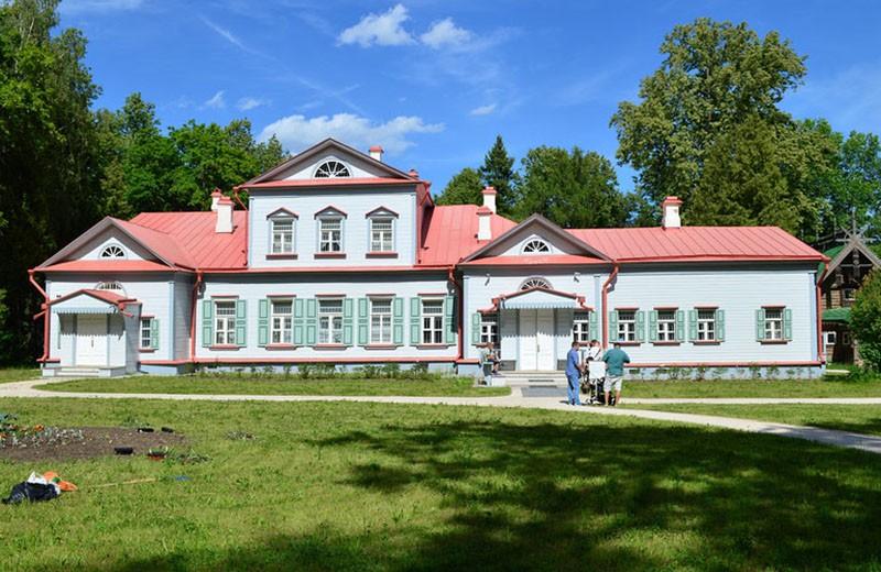 Усадьба Абрамцево в русской культуре