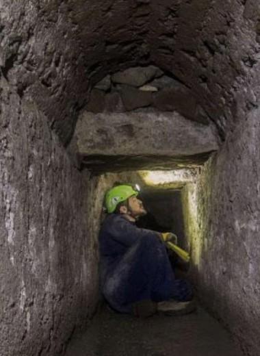 Подземные водостоки Помпей вновь заработают спустя 1940 лет