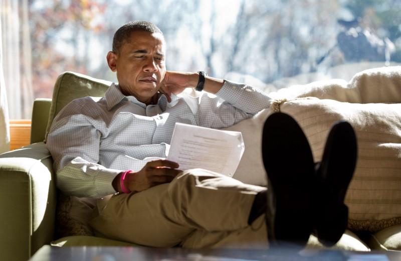 Список литературы: что прочитал за лето-2019 Барак Обама