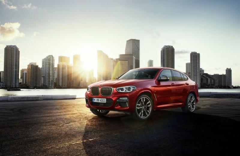 Новый BMW X4 – уникальный стиль и спортивный характер
