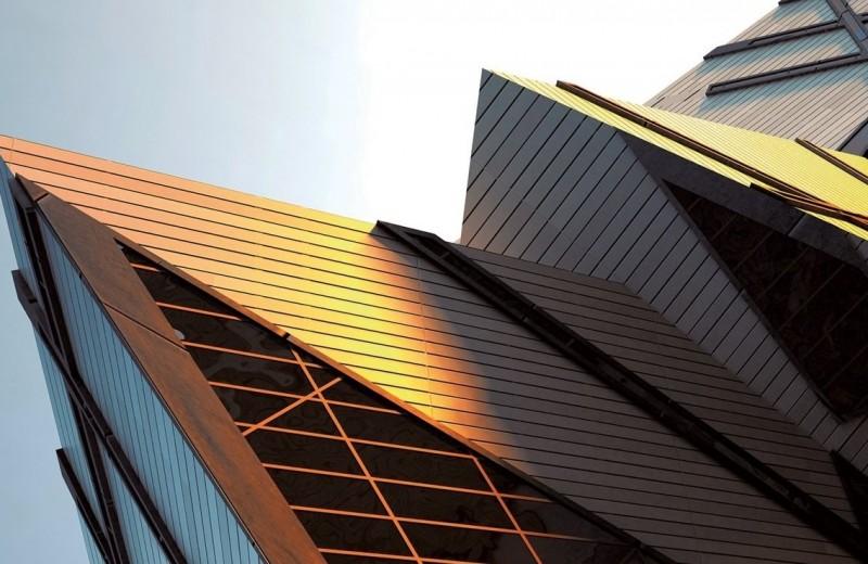 Как делают микроклимат внутри зданий?