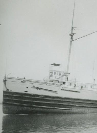 В США нашли исчезнувший в 1901 году «корабль-призрак»
