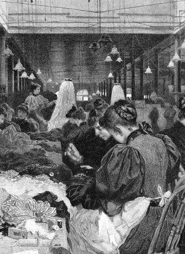 Одежный партнер. Как модная революция изменила экономику России