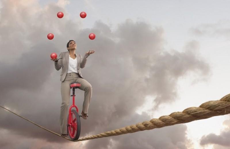 Большой стресс: как превратить его в источник энергии?