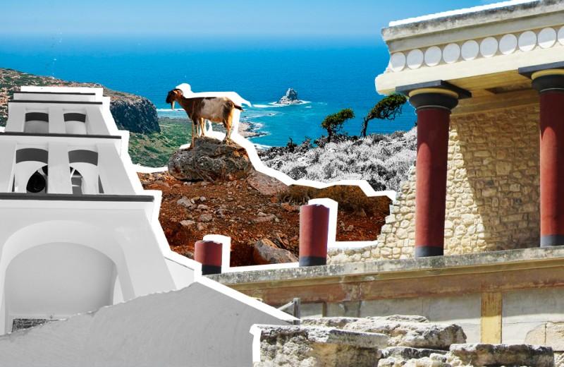 Григорий Служитель — о том, почему невозможно не влюбиться в Крит