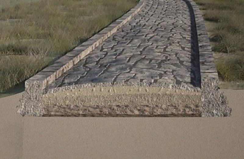Итальянские ученые нашли эхолотом древнеримскую дорогу на дне Венецианской лагуны