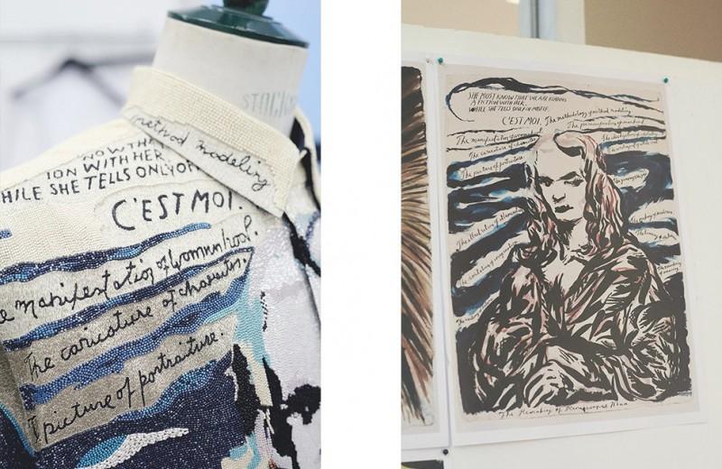 Как создавалась коллекция Dior Homme осень-зима 2019