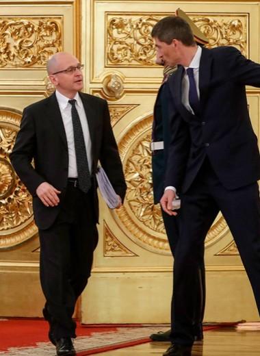 Кремль вооружается бизнес-практиками