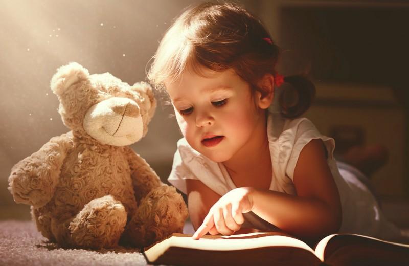 Сто лучших книг для детей до 7 лет
