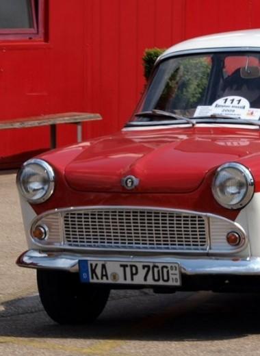 Ещё 10 немецких автомобилей, о которых вы ничего не знали