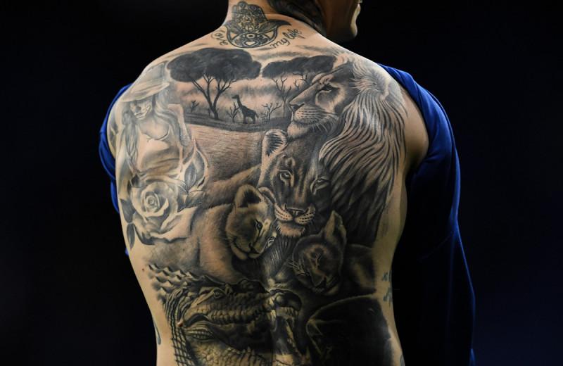 Самые татуированные люди, которые смогли найти нормальную работу (фото)