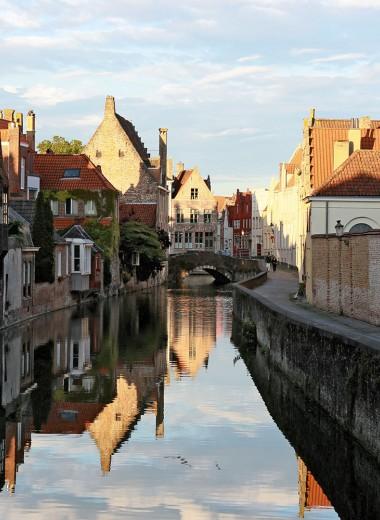 Счастье есть...и пить: репортаж из Фландрии