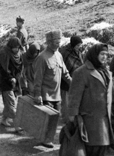 Депортация чеченцев и ингушей глазами свидетелей