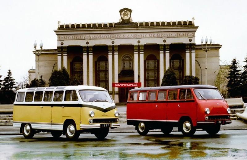 10 автомобилей из Прибалтики