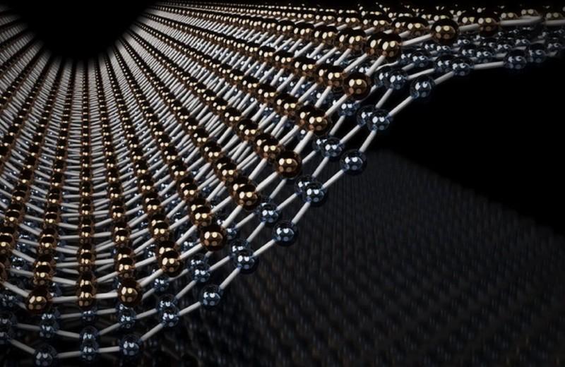 Ученые создали квантовые точки, расстреляв графен потоком ионов