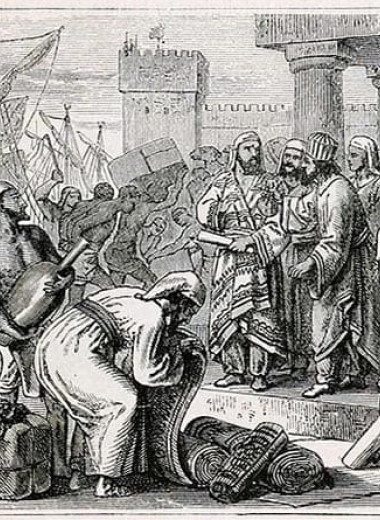 До создания колоний в Иберии финикийцы на сто лет обосновались в поселениях местных племен