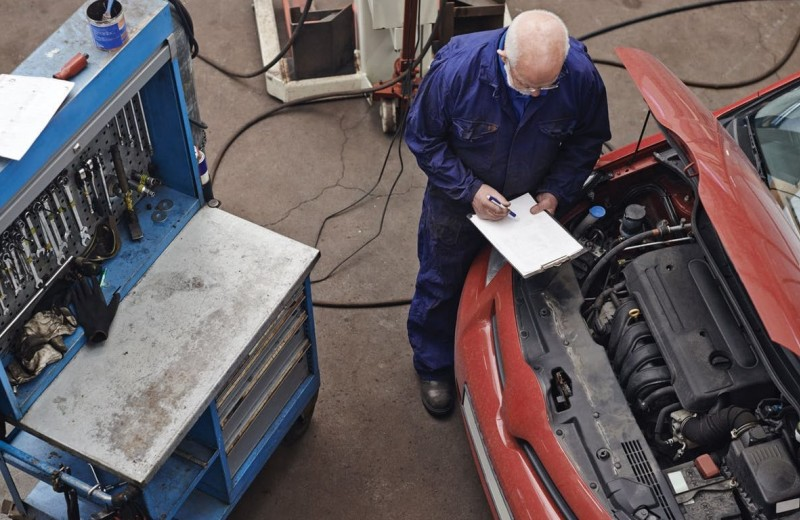 Как проходить технический осмотр автомобилей