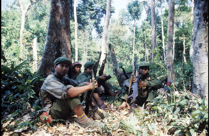 Краткая, но поучительная история кампучийских красных кхмеров