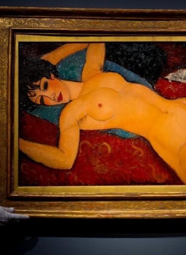 «Дорогие штучки» с Тиной Канделаки: пять самых дорогих картин из коллекции Дмитрия Рыболовлева