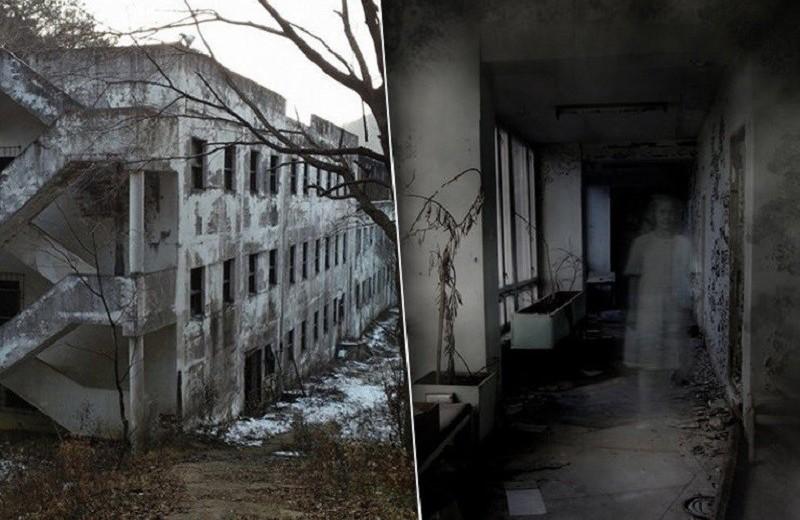 Лечебницы духов: 7 больниц, где обитают привидения