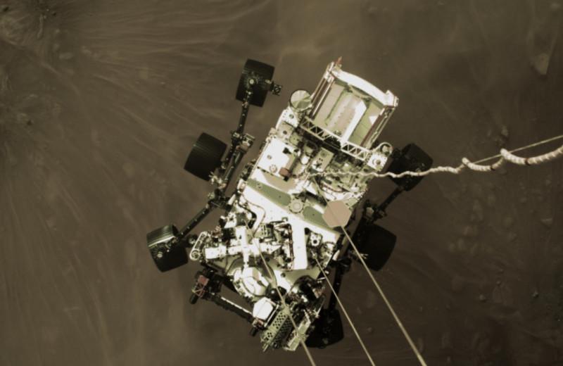 Слабая атмосфера, жестокие морозы и никакой помощи с Земли: в каких условиях придётся летать вертолёту на Марсе