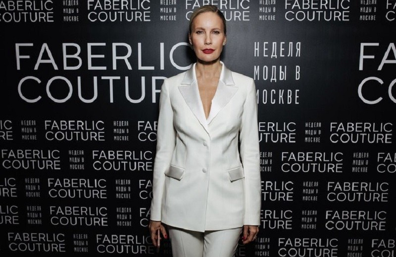 Елена Летучая и другие звезды на показе осень-зима 2019 Faberlic Couture
