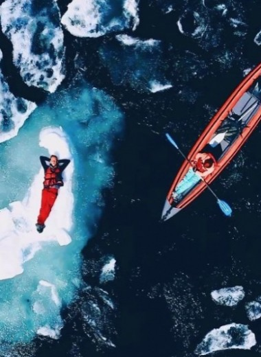 Весна на Байкале: 23 фотографии самого глубокого и старейшего озера на Земле