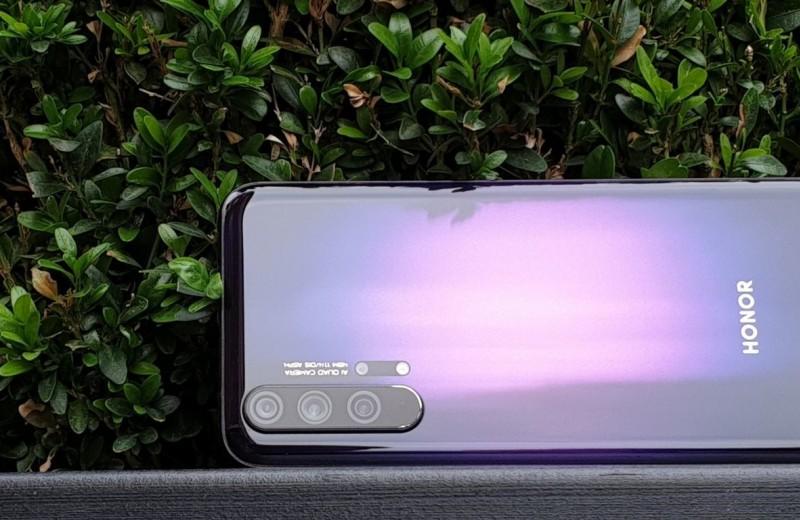 Пожалуй, лучший камерофон на российском рынке: тест-обзор Honor 20 pro