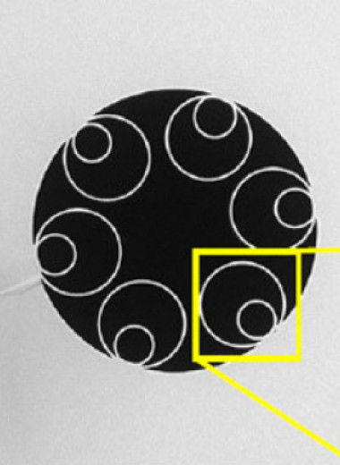 Потери сигнала в оптоволокне с полой сердцевиной приблизились к стандартным значениям