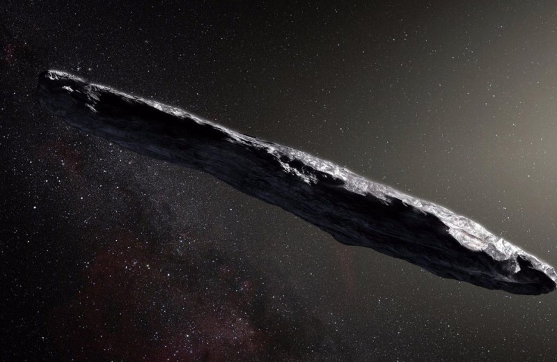 Оумуамуа, или 1I/2017 U1: первый объект, прилетевший с другой звезды